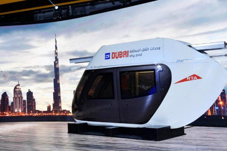 Dubai Sky Pods