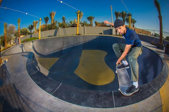 Dubai skate park