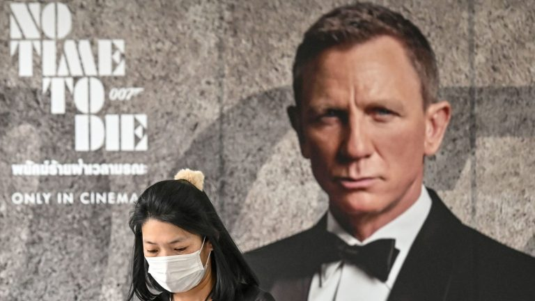 James Bond No Time To Die delayed