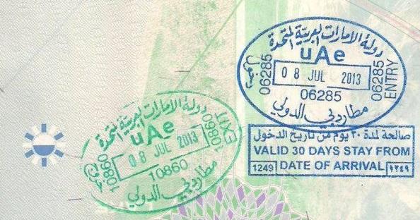 UAE visas valid until end of 2020