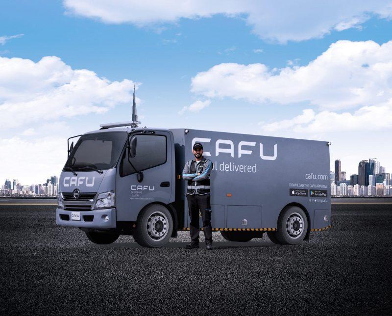 Fuel-delivery app Cafu
