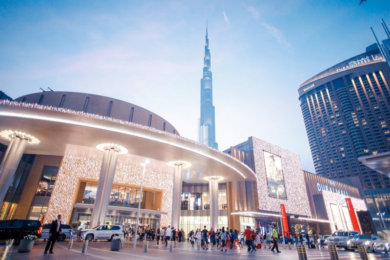 Which malls in Dubai have re-opened?