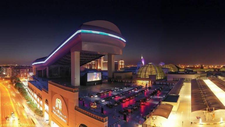 Drive-through-cinema launches in Dubai