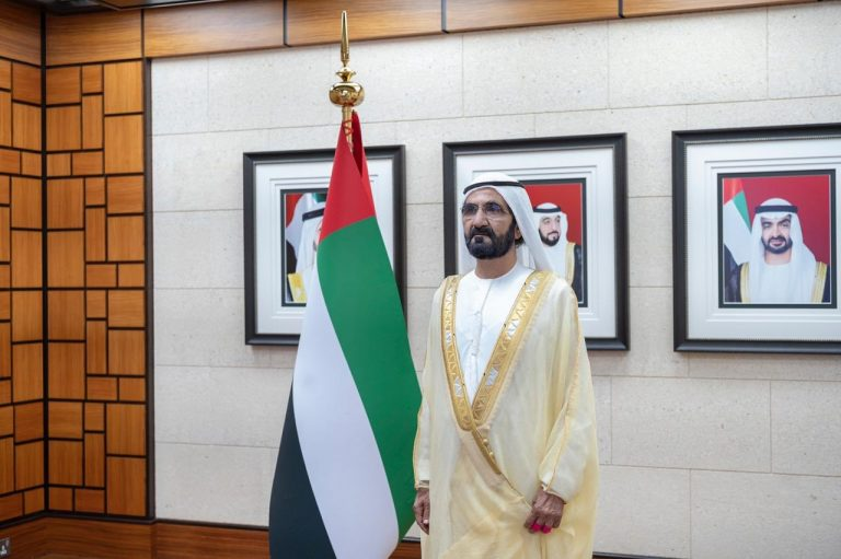 Dubai sends 60 tons of PPE to the UK