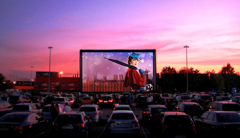 Sharjah launches drive-in cinema