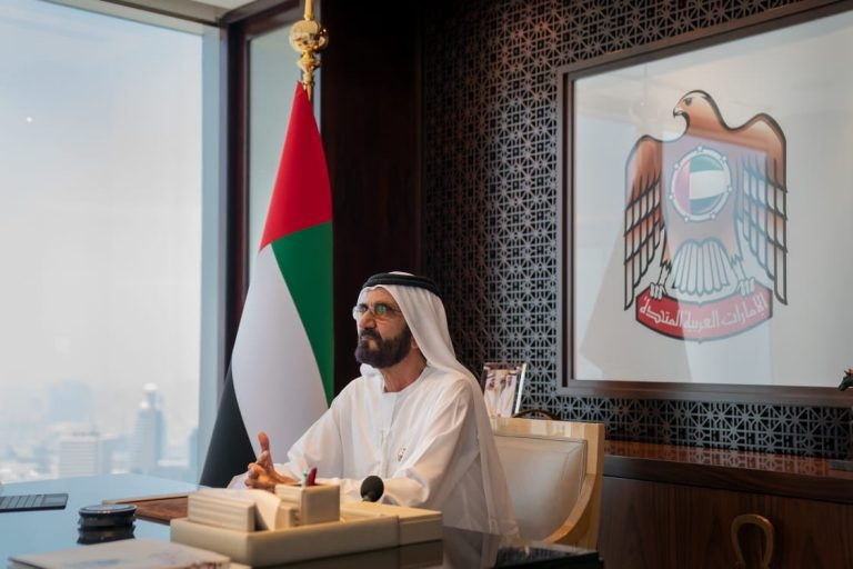 UAE Cabinet approves bonuses for emergency workers