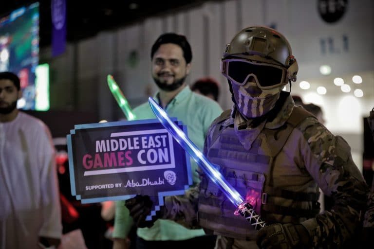 Middle East Games Con goes online for 2020