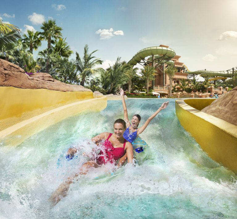 Water parks in Dubai to reopen