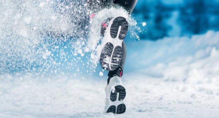 You can now go running around Ski Dubai!