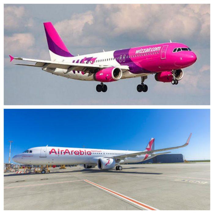 Wizz Air and Air Arabia Abu Dhabi launch
