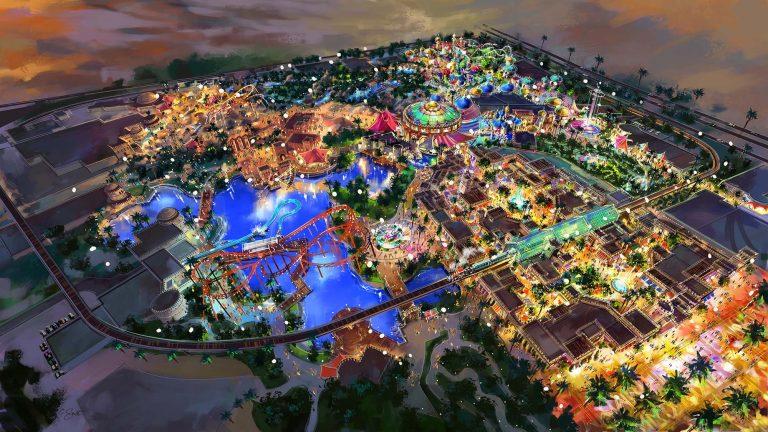 AED20 rides announced at World of Adventure in Dubai