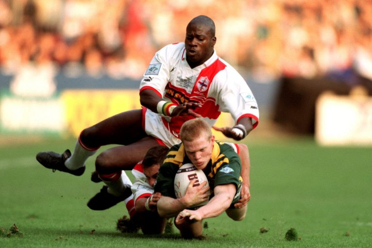 Hollywood Balls launches with Martin Offiah