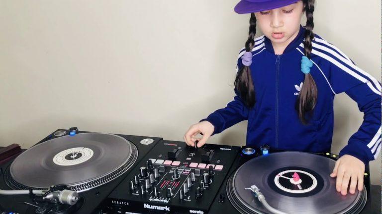 DJ Michelle Dubai