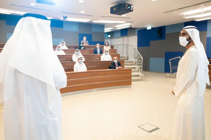 Mohammed bin Rashid says the UAE is winning the Coronavirus battle