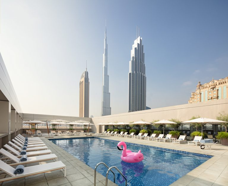 Grab the deal of a lifetime with a stay at one of the Rove Hotels in Dubai