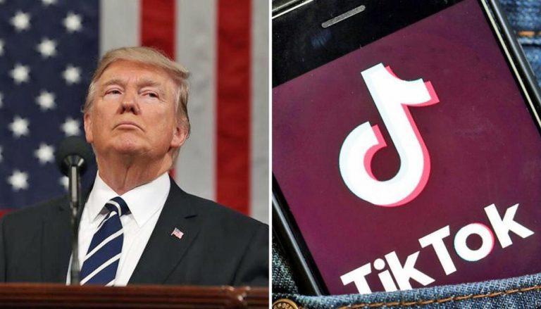 Trump plans to ban TikTok from America