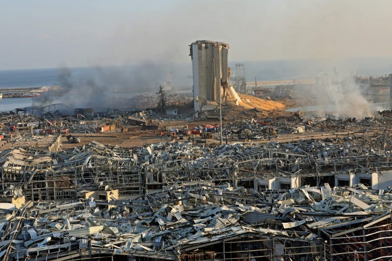 Five ways you can help out in Beirut following the huge blasts