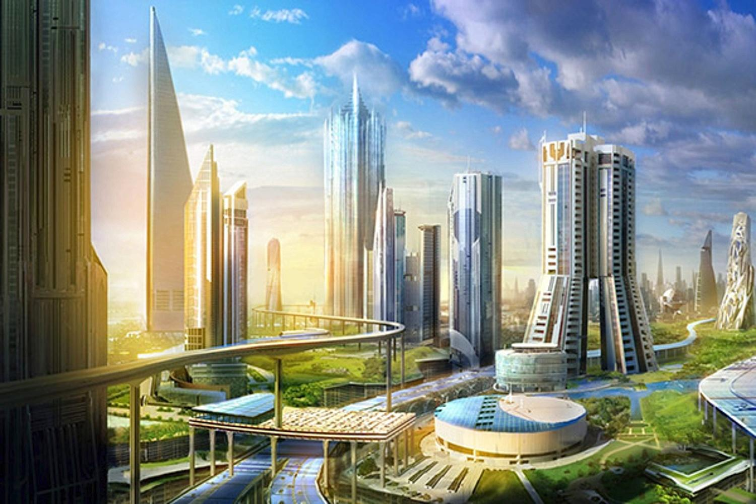 Will Saudi city Neom be the city of the future