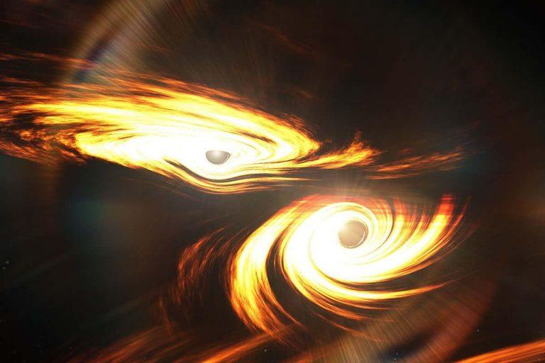 'Alien' black hole so massive it shouldn't exist sends wave through the universe