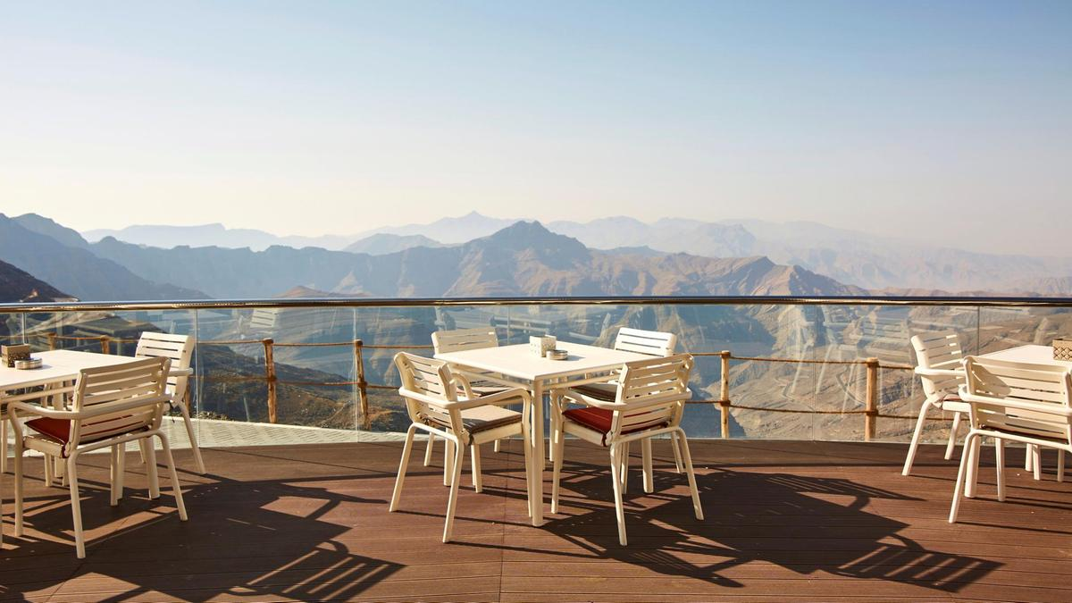 You can now book a table at the highest restaurant in the UAE