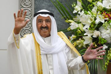 The Emir of Kuwait has passed away aged 91