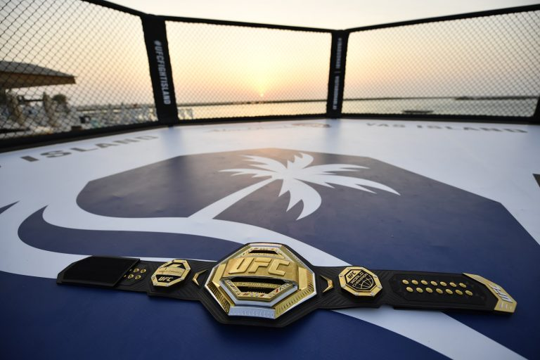 UFC returns to Abu Dhabi's Fight Island