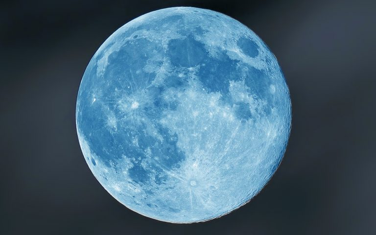 There will be a super-rare 'Blue Moon' in Dubai this weekend