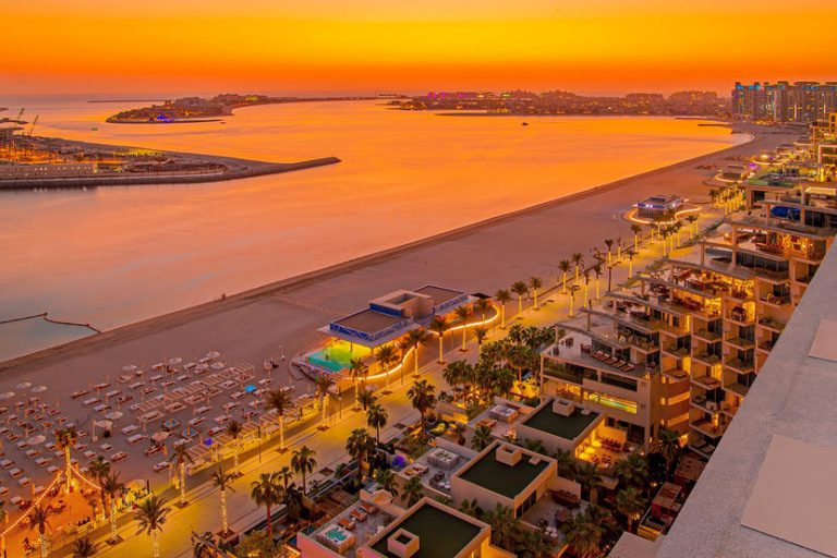 Palm West Beach to open in Dubai this week