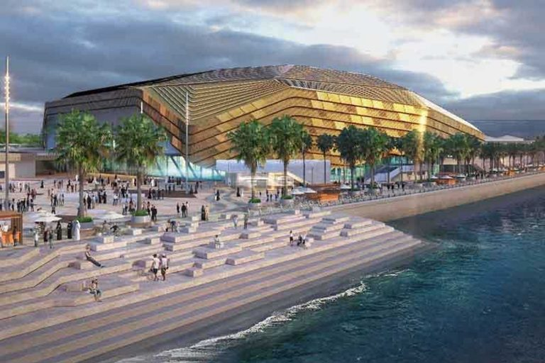 Check out Etihad Arena, the UAE's new super-venue on Yas Island