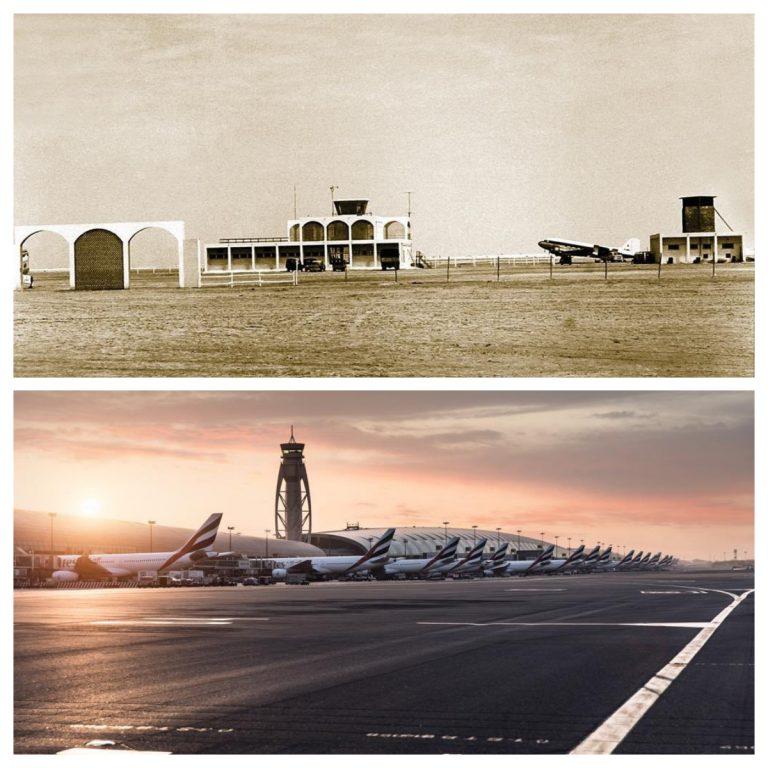 Dubai Airport turns 60