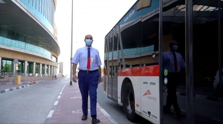 Dubai bus driver returns lost bag containing AED250,000