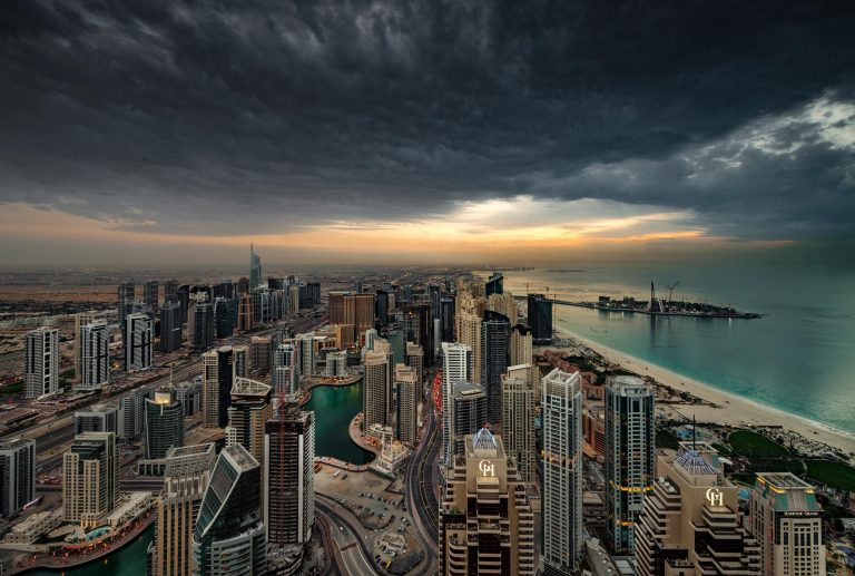 UAE giving away AED5.5m if you can make it rain