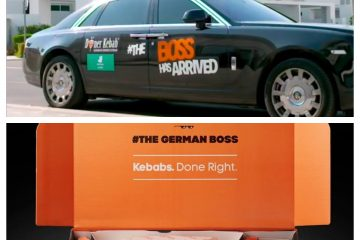 Win a German Donner Boss Box delivered in a Rolls Royce