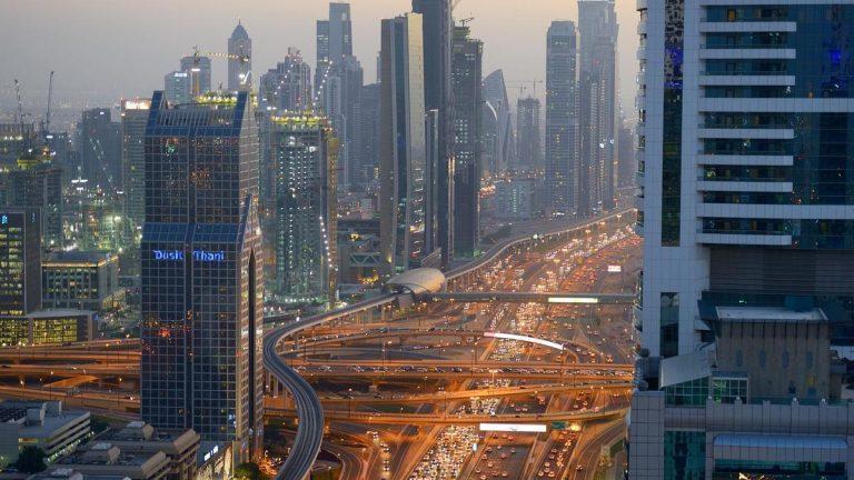 Major road closures tomorrow including Sheikh Zayed Road due to Dubai Ride