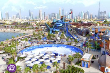 Win 5 tickets to the Candypants Water Park MEGA Brunch