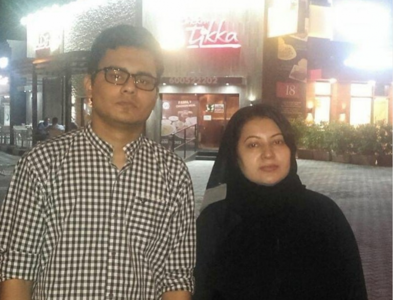 Missing person quest in Dubai goes viral - have you seen this woman?