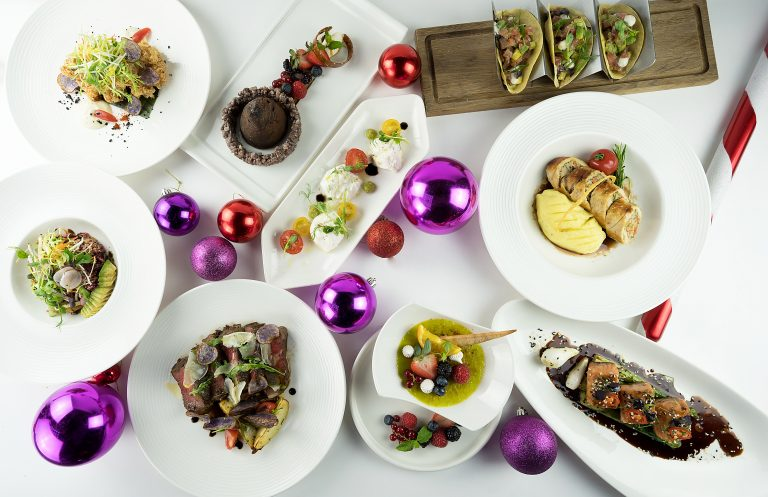 Get festive at Lucky Voice with their incredible Christmas food and brunches