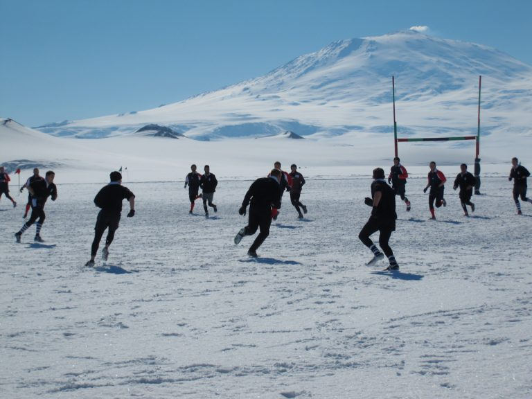 Snow rugby could be coming to Dubai next year