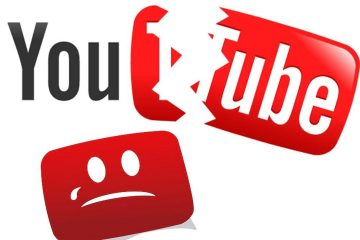 Gmail and Youtube offline for users across the world