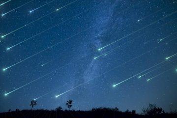 Stunning meteor shower heading to Dubai on December 13