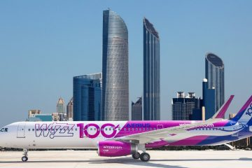 Wizz Air launches AED99 flights to Israel