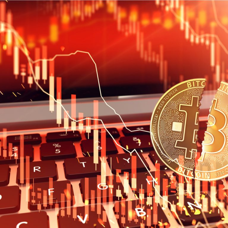 More than $200 billion wiped out as Bitcoin falls more than 20%