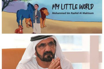 Sheikh Mohammed releases children's book based on his childhood