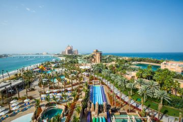 Aquaventure waterpark gets even bigger and better with 28 new rides