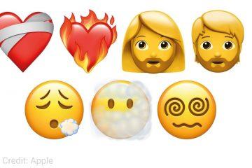 Apple adds new vaccine and gender-neutral emoji in latest update