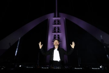 David Guetta Burj Al Arab DJ set lives up to the hype