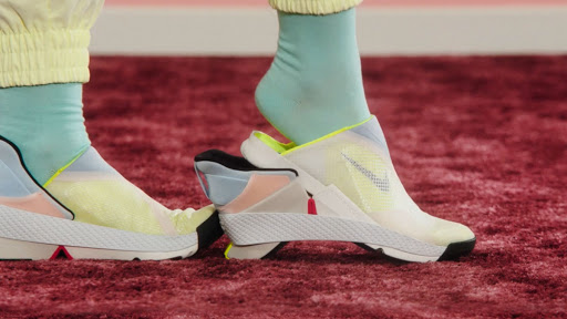 Nike releases their first hands-free shoe, the Nike Go FlyEase