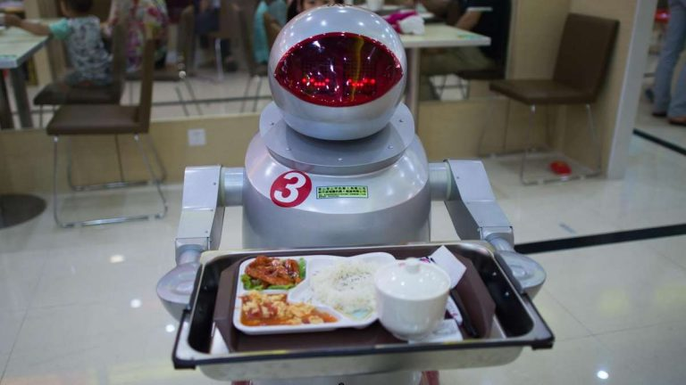 Is Dubai's RoboCafe the future of eating out?