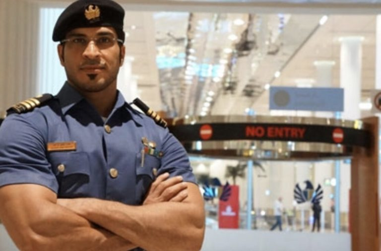 Man caught with 34kg of cannabis at Dubai airport
