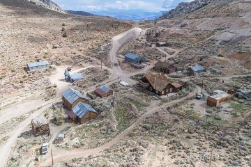 Man spends life savings to buy ghost town during the pandemic